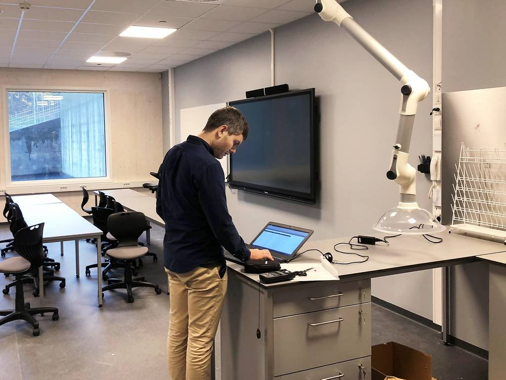 HAlden smart skole guard automation